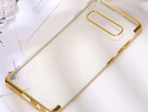 Husa TPU Electroplacata Samsung Galaxy A80