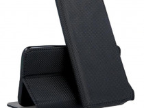 Husa Telefon Flip Book Nokia 2.4 Fashion Black PRODUS NOU