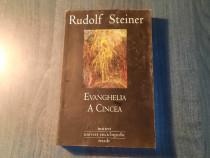 Evanghelia a cincea Rudolf Steiner