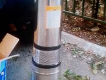 Pompa submersibila inox tip hidrofo de mica si mare adancime