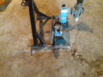 Pompa de apa la priza tractorului irigații