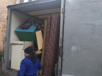 Debarasare mobilier,Transport marfa,MUTARI Rapide