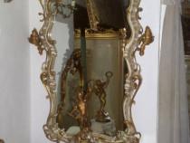Oglinda rococo/baroc venetian, vintage/antica/ludovic/Louis,