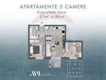 Apartament 3 camere - THE LAKE HOME - Living Xperience