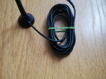 Antena GSM externa cu talpa magnetica conector SMA male