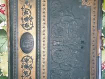 Album filatelic vechi marca Briefmarken