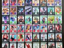 Star Wars - set complet de 48 de cartonașe plasticate de la
