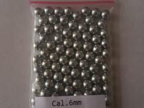 Bile otel de 6mm (5,95mm-0,88gr) de calitate superioara