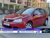 VW Golf V / 2005 / 1.6 FSI / Rate fara avans / Garantie