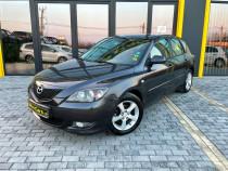 Mazda 3 1.6 diesel- Autoturisme in RATE !!