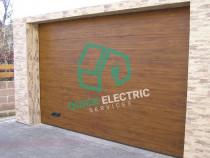 Usi garaj / acces sectionate / tip rulou rulouri exterioare