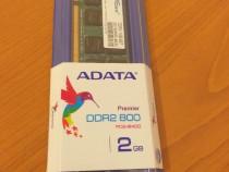 Memorie PC/Desktop A-Data Premier AD2S800B2G6-S,2GB DDR2,800