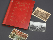 Alt Album vechi cu 193 carti postale alb-negru si color 189