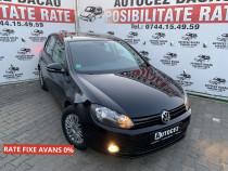 Volkswagen Golf Vw Golf-2010-Benzina-E 5-RATE-