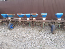 Cultivator 8 randuri cu fertilizare + ralite perfecta stare
