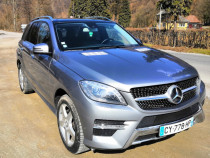 Mercedes ml 350 w166 Bluetec AMG 7g tronic 4matic 4x4