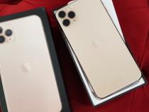 Iphone 11 pro max gold , ca nou , factura si garantie