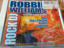 CD Robbie Williams_interpretat de Dave Bradley