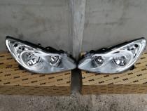 Faruri Opel Corsa D