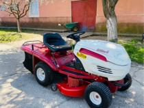 Tractor GUTBROD 13 cp de tuns iarba gazon