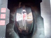 Mouse gaming Myria, 8200dpi, 7 butoane, nou, sigilat + CADOU