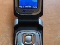 Nokia 6085 Silver - 2006 - liber