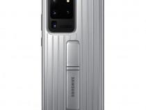 Husa Samsung Standing Galaxy S20 Ultra Gri - EF-RG988CSE