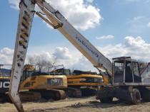Excavator pentru fier vechi Fuchs MHL 350