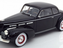 Macheta LaSalle 50 Coupe 1934 negru - BOS Models 1/18