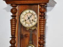 Ceas de perete cu pendul, Omnia BZ, anii 1900