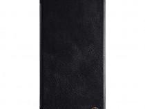 Husa Telefon Flip Book Samsung Galaxy A20e a202 Black Nilkin