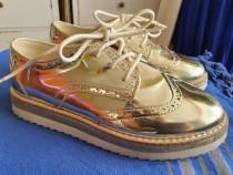 Pantofi eleganti fete Zara marimea 34