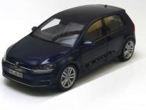 Macheta Volkswagen Golf 7 blue 2013 - Norev 1/18 (VW VII)