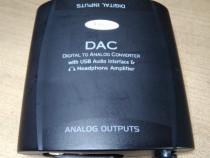 DAC - Digital to analog convertor - Inakustik