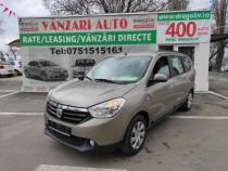 Dacia Lodgy,1.5Diesel,2013,Euro 5,Navi,Finantare Rate