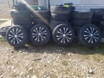Set anvelope vara 205/60R16 dot 2019 cu jante tabla Peugeot
