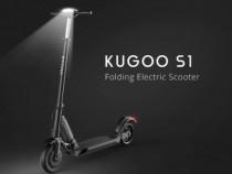 Trotineta electrica Kugoo S1 - noua + sigilat + garantie + a