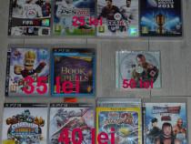 Joc PlayStation 3/PS3:Soul Calibur,Naruto,Smack Down wrestli
