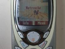 Siemens C60 Silver - 2003 - liber