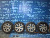 Jante aliaj 16'' 5x120 BMW E39 2002 (cu anvelope iarna)