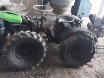 Tractor Pasquali cu circular