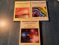 Conversatii cu Dumnezeu 3 volume Neale Donald Walsch