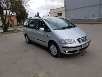 Volkswagen Sharan, 1.9 TDI CP 131 CP AN 2005 7 LOCURI