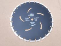 Disc diamantat segmentat 350 x 25,4 mm INTERVIS