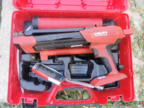Kit - pistol ancore chimice HILTI HDE 500 A-22