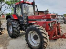 Tractor Case Internațional 1255 xl, tracțiune mecanica 4x4