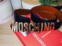 Curea piele Moschino