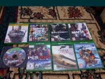 Set jocuri Xbox one sau la bucata