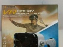 Aparat video virtual cu căști