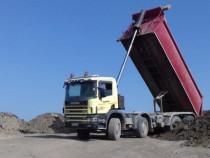 Scania basculanta 8x4